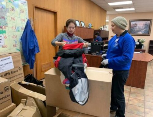 St. Vincent de Paul Helps Gather and Distribute Coats for the Needy