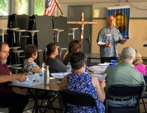 "2019 Bay Area Ozanam Orientation for New Volunteers and Renewal for Experienced Volunteers, ""Vincentians"""