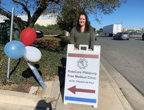 RotaCare Pittsburg Free Medical Clinic at St. Vincent de Paul