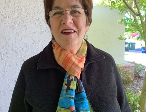 Volunteer of the Month: Doris Snyder