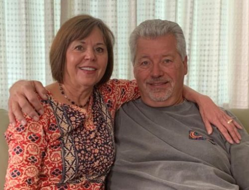 Volunteers of the Month: Randy and Donna Trana